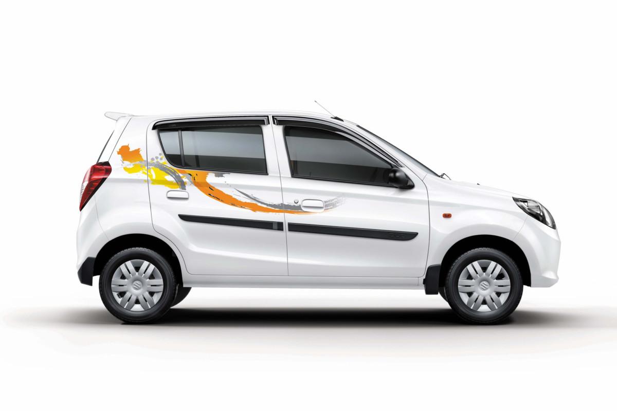 Авто в подарок - Maruti Alto