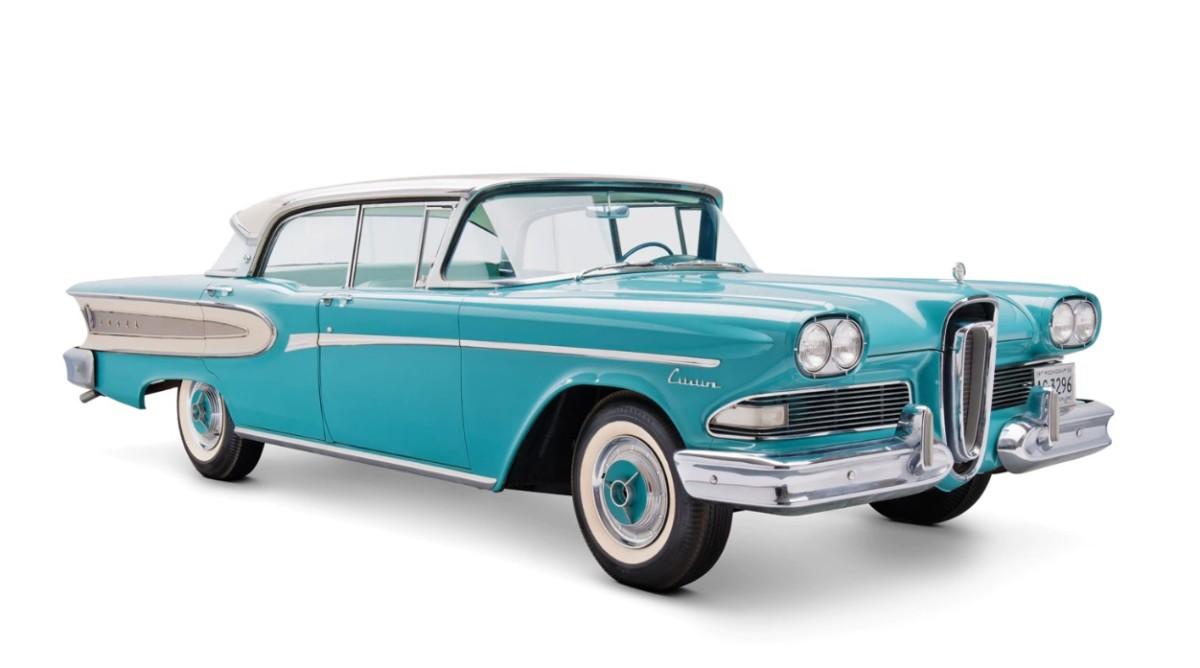 Самые длинные названия автомобилей - история и значение