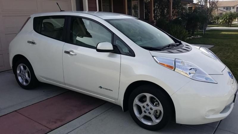 б/у Nissan Leaf
