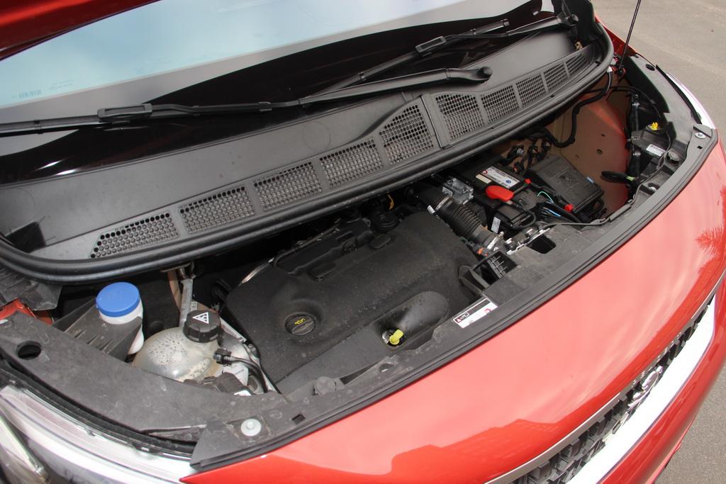 Мотор Peugeot Traveller 2017 VIP