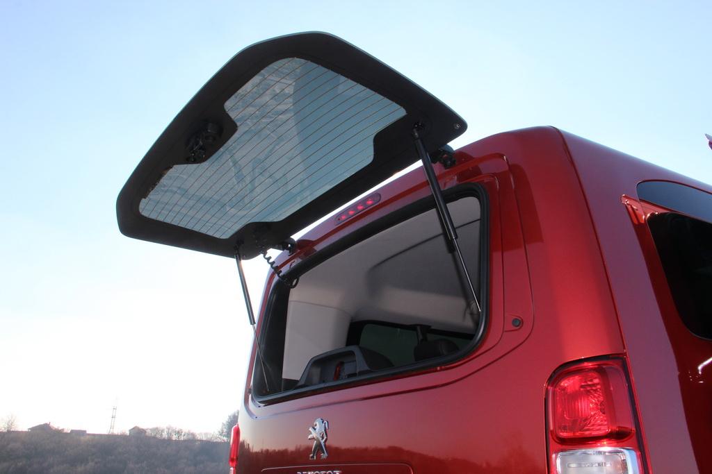 Багажник Peugeot Traveller 2017 VIP