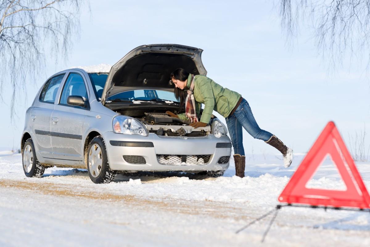 Подготовить авто к зиме