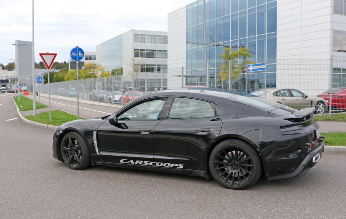 Рассекречены характеристики первого электромобиля Porsche
