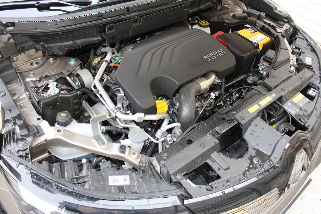 Мотор Renault Koleos 2017