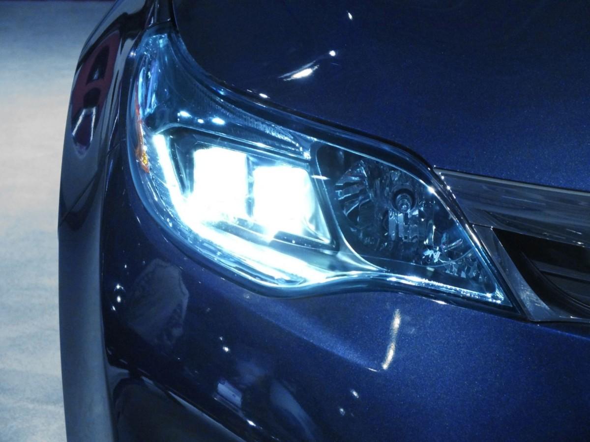 Светодиодная автомобильная оптика становится доступной