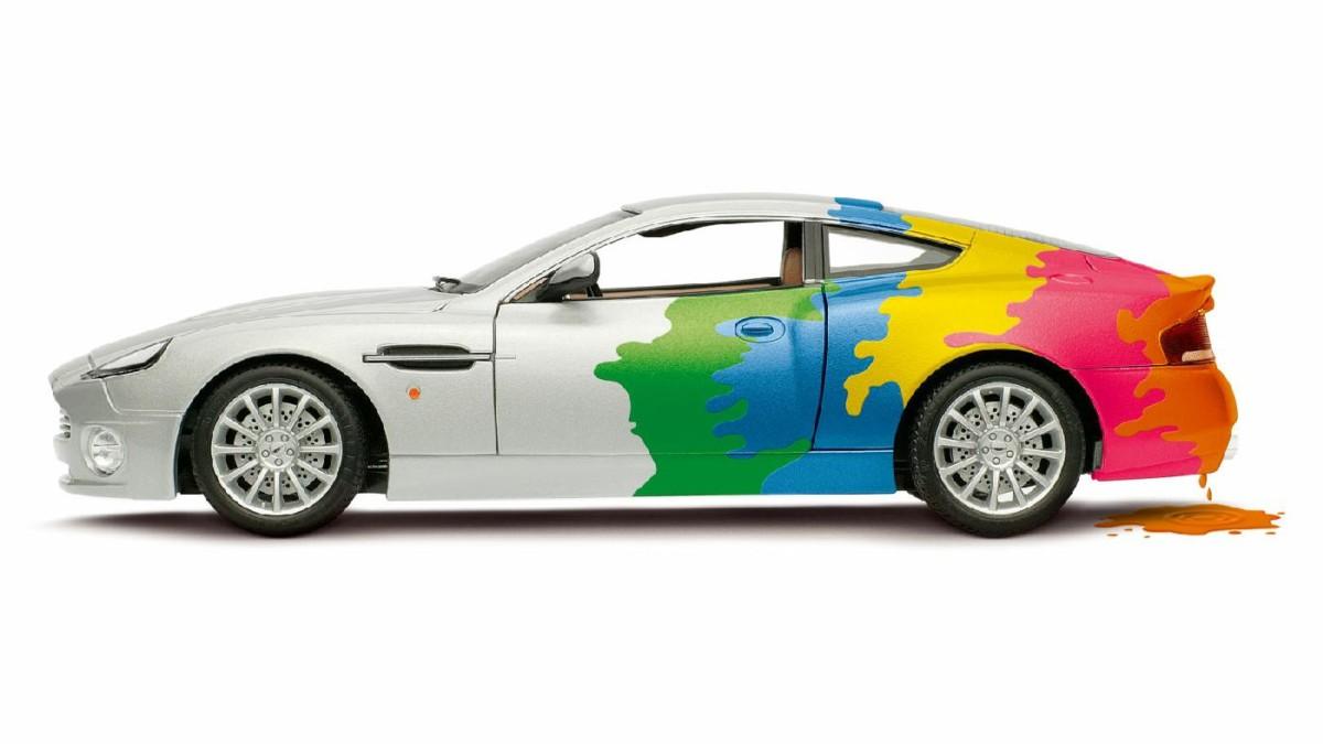 Как выбрать цвет авто по фэн-шуй