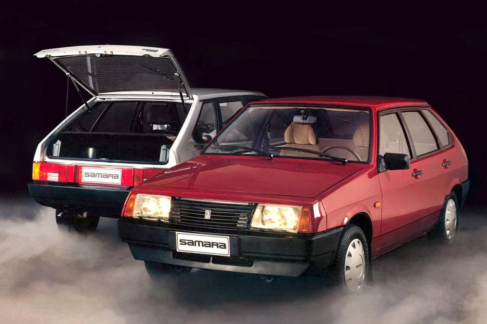Культовые автомобили 90-х годов - ВАЗ-2109