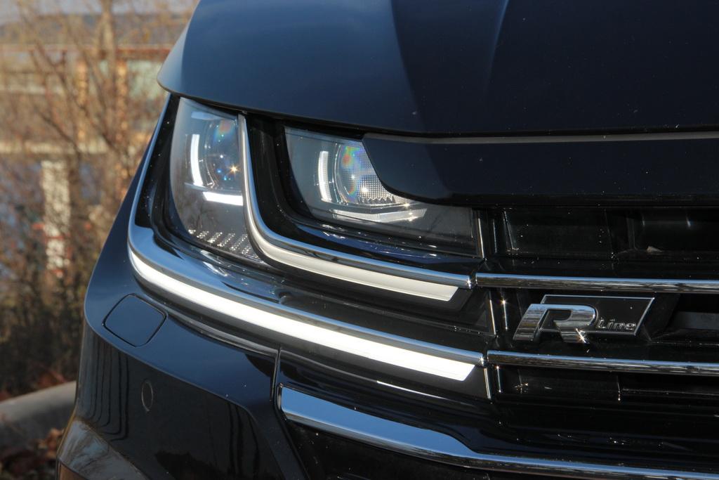 Фары Volkswagen Arteon 2017