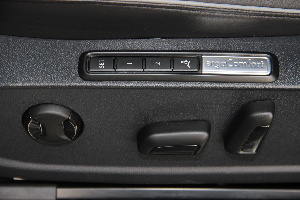 Оснащение VW Arteon 2017