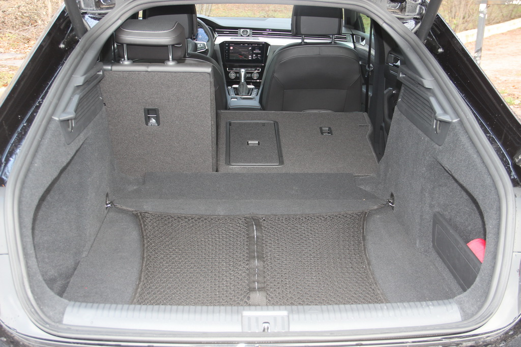 Багажник VW Arteon 2017