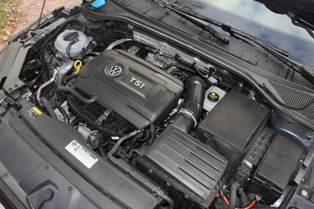 Мотор TSI в Volkswagen Arteon 2017