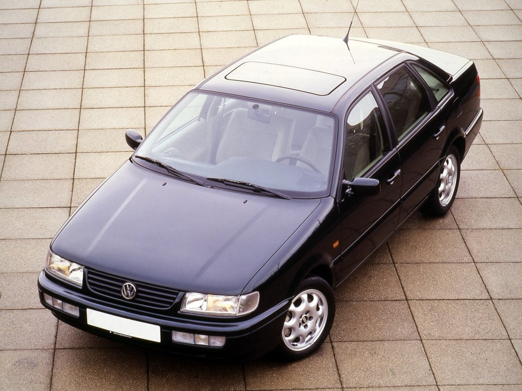Культовые автомобили 90-х годов Volkswagen Passat B4