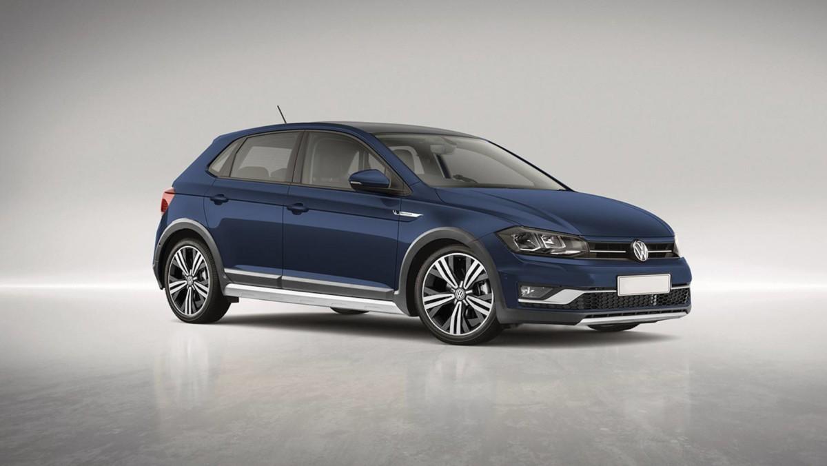 Каким будет внедорожный Volkswagen Polo