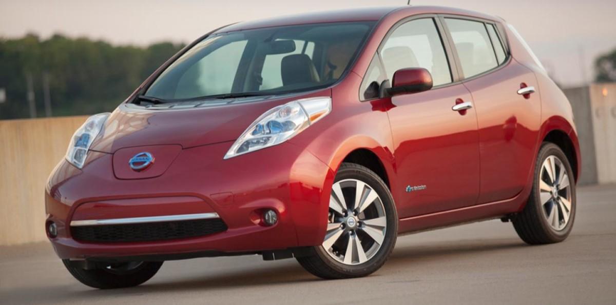 купить Nissan Leaf