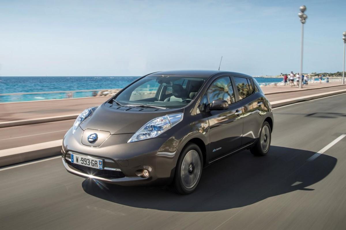 Как увеличить запас хода Nissan Leaf
