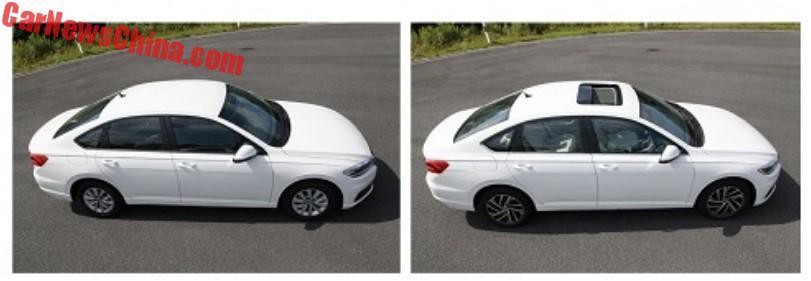 Volkswagen представит большой седан по цене базового Golf