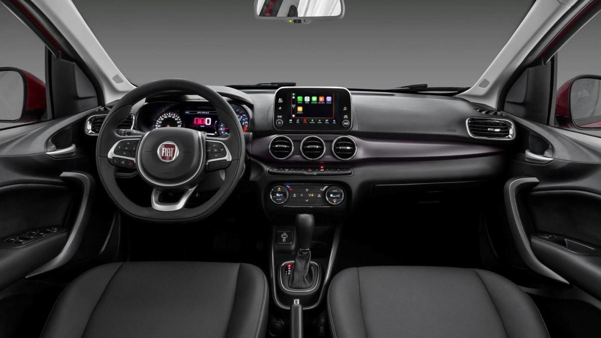 Новые официальные фото и подробности преемника Fiat Linea