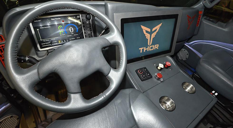 Новый электрогрузовик составит конкуренцию Tesla Semi