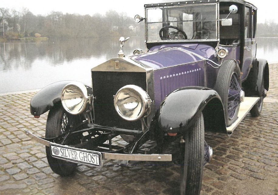 Rolls-Royce царя Николая II продают по цене двух Bugatti Chiron