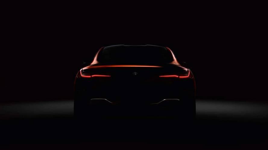Первые официальные фото BMW 8 2019