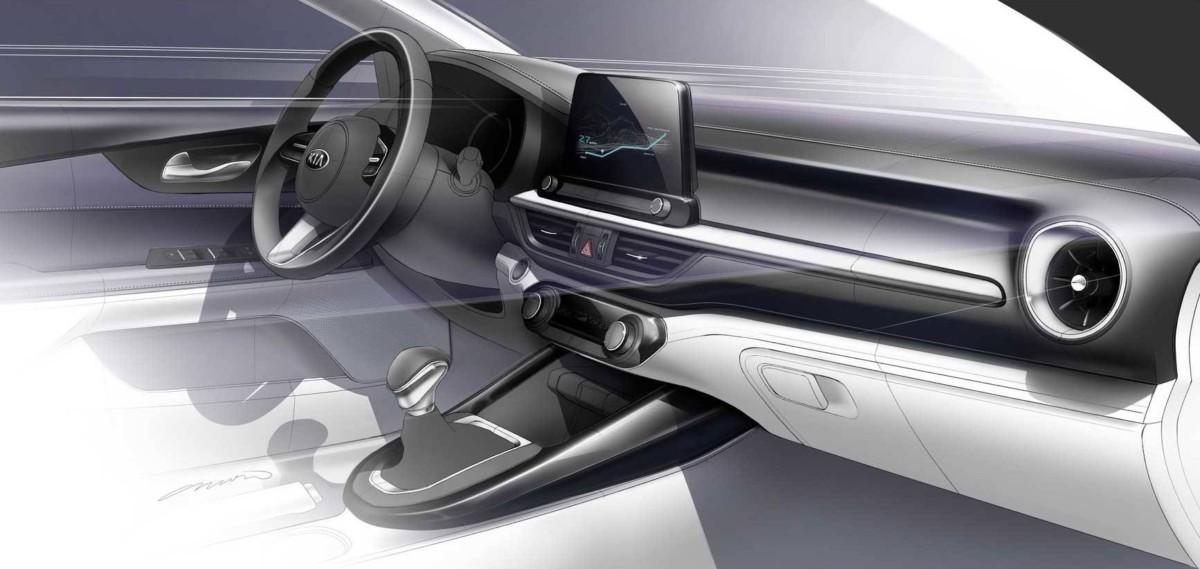 Каким будет новый Kia Cerato 2019