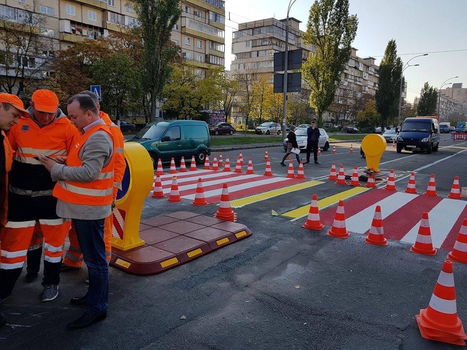 В Украине планируют серьезно снизить смертность на дорогах