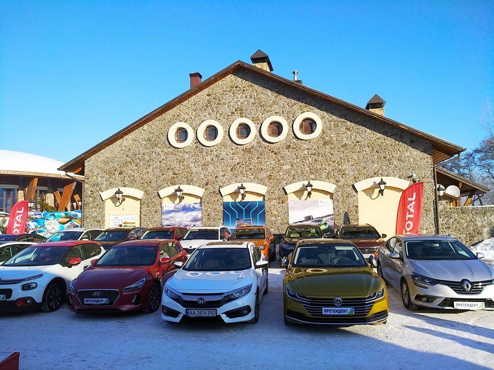 Сегодня станет известен Автомобиль года в Украине 2018