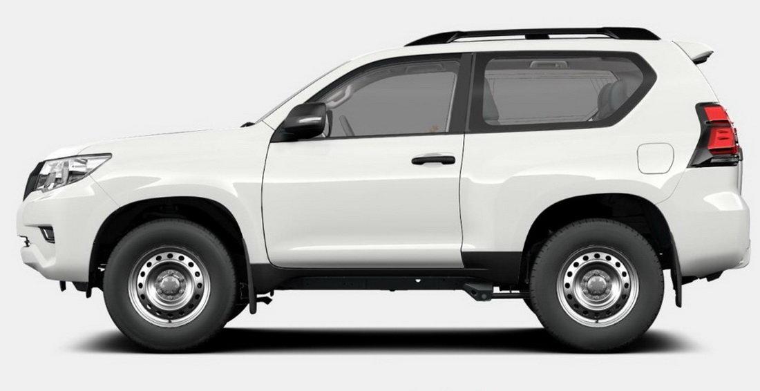 Тойота Land Cruiser Prado получил новейшую «бюджетную» сборку