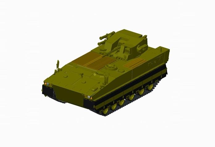 ХКБМ разработало новую боевую машину пехоты