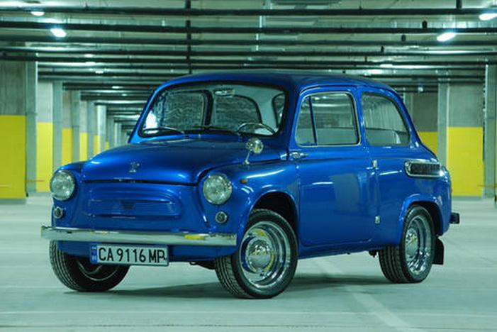 ВБолгарии реализуют «Горбатый» ЗАЗ-965А за42 тысячи долларов