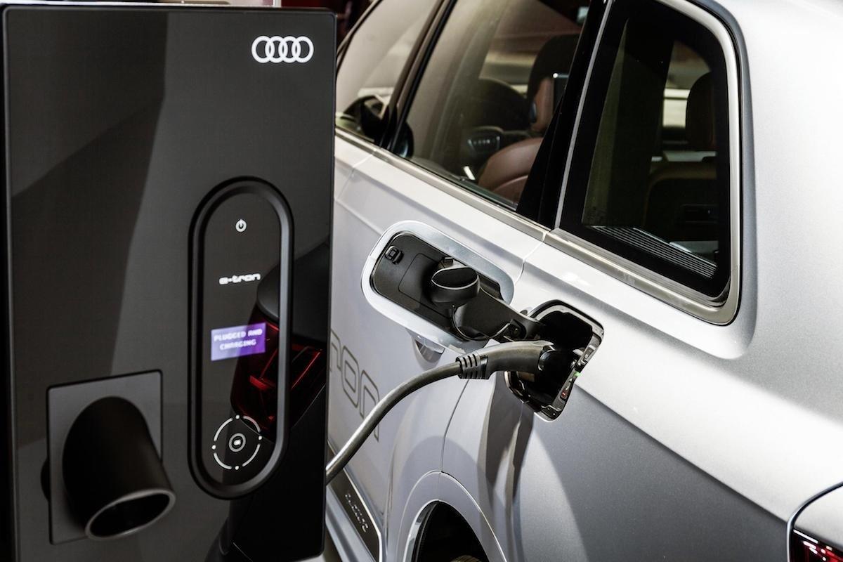 Виртуальные элекстростанции Audi