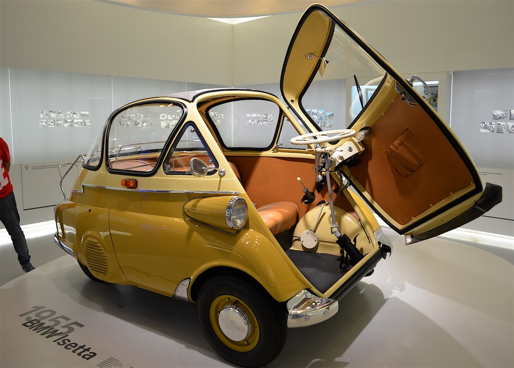 bmw isetta. Black Bedroom Furniture Sets. Home Design Ideas