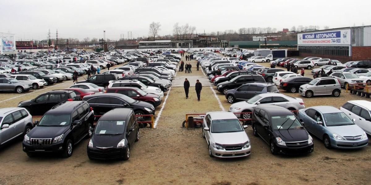 Самые популярные б/у авто в Украине за 2017 год