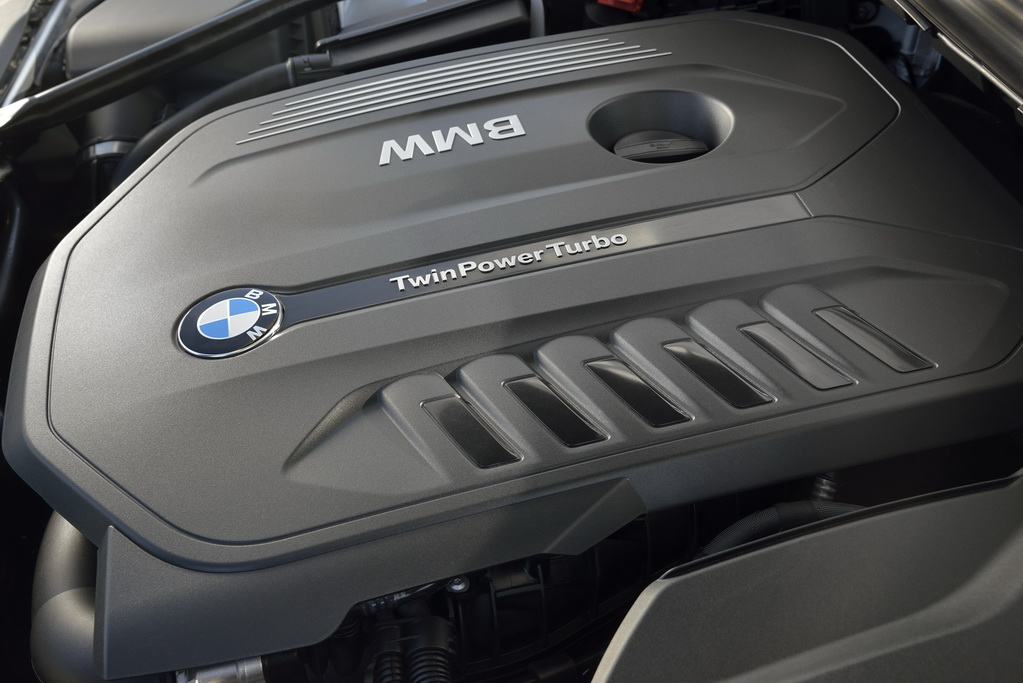 Мотор BMW 6 GT
