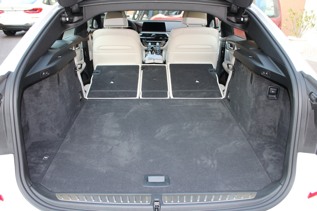 Багажник BMW 6 Series Gran Turismo