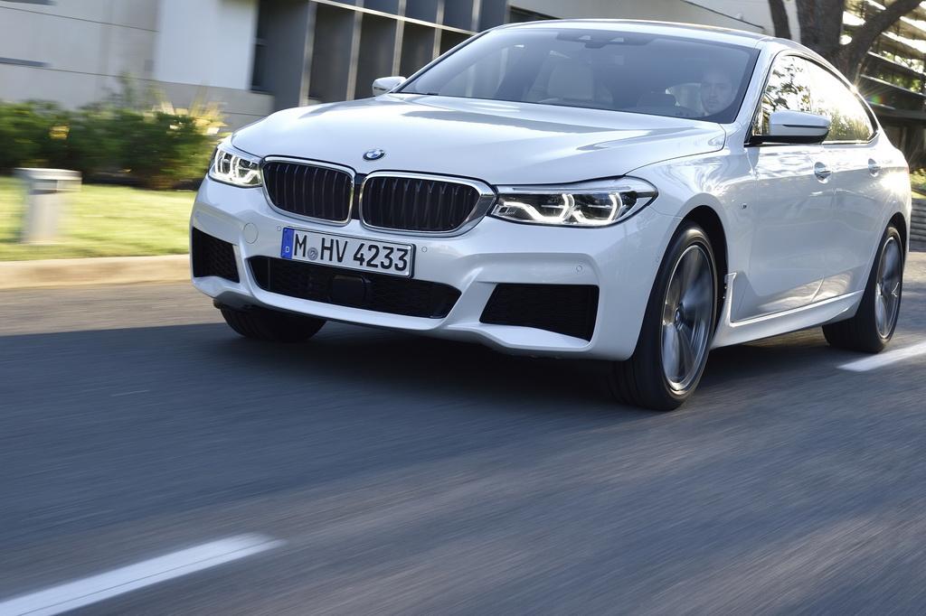 BMW 6 Gran Turismo