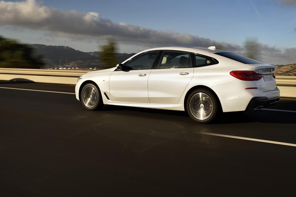 Тест-драйв BMW 6 Gran Turismo