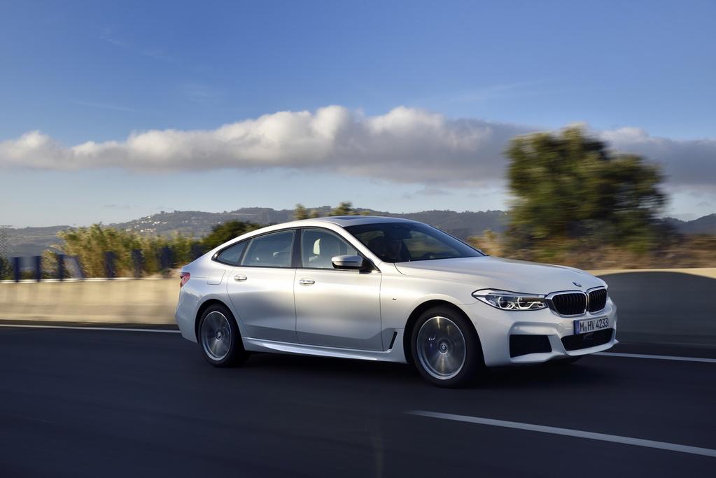 Внешность BMW 6 Gran Turismo