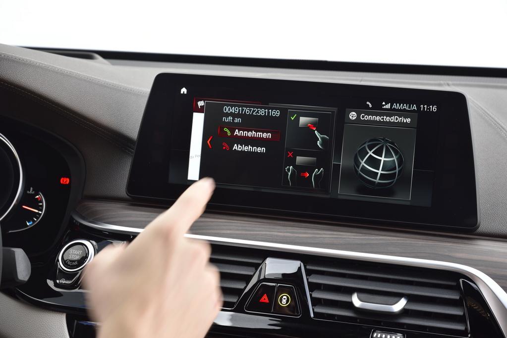 Тест-драйв BMW 6 GT