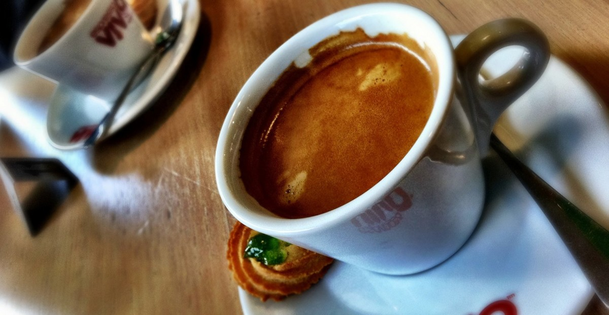 Усталость за рулем - кофе