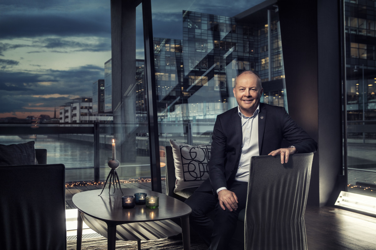 Клэс Нильссон, президент Volvo Trucks