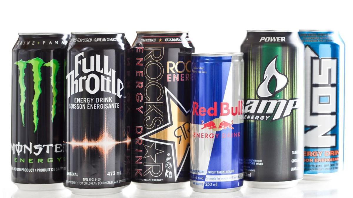 Усталость за рулем - энергетические напитки
