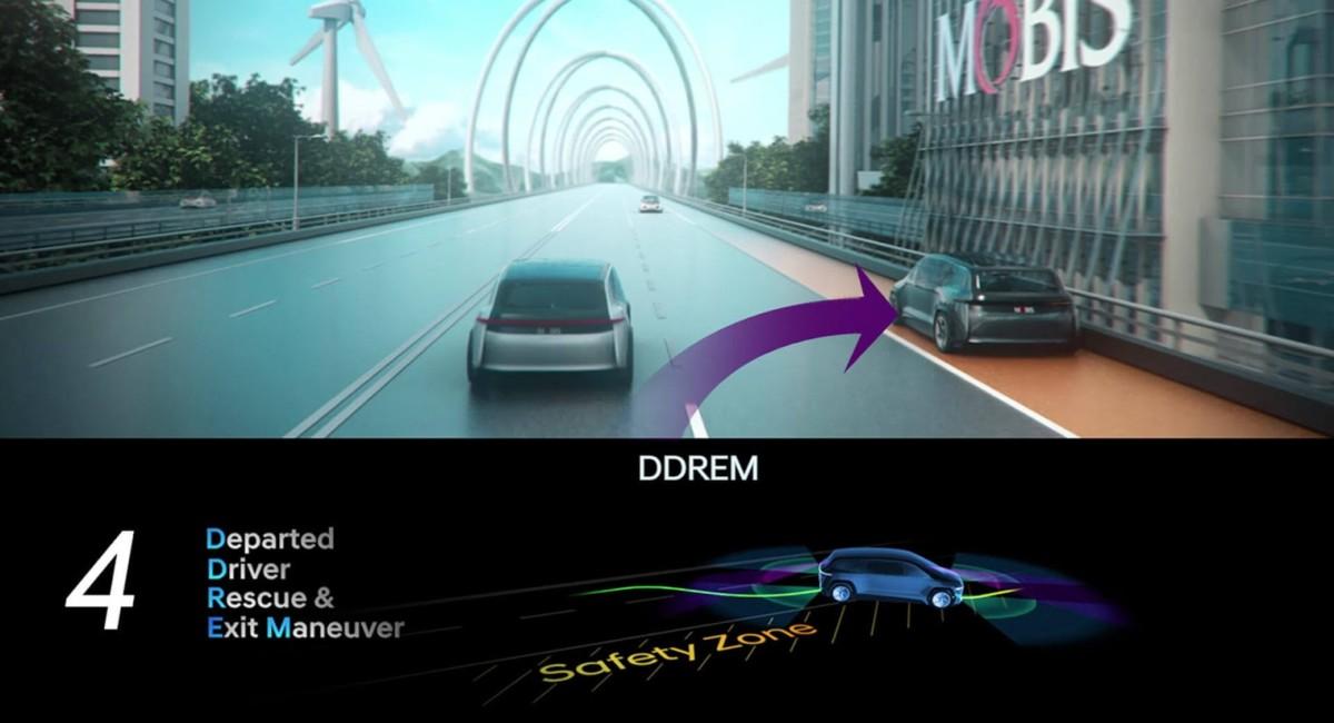 Новая технология Hyundai спасет заснувших за рулем водителей