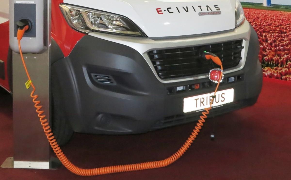 Fiat Ducato на электротяге