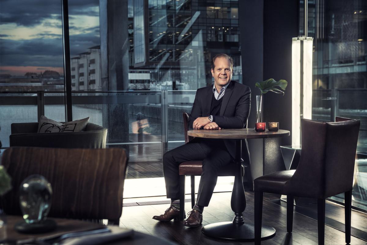 Йонас Одермальм, руководитель отдела производственной стратегии по грузовым автомобилям средней грузоподъемности Volvo Trucks