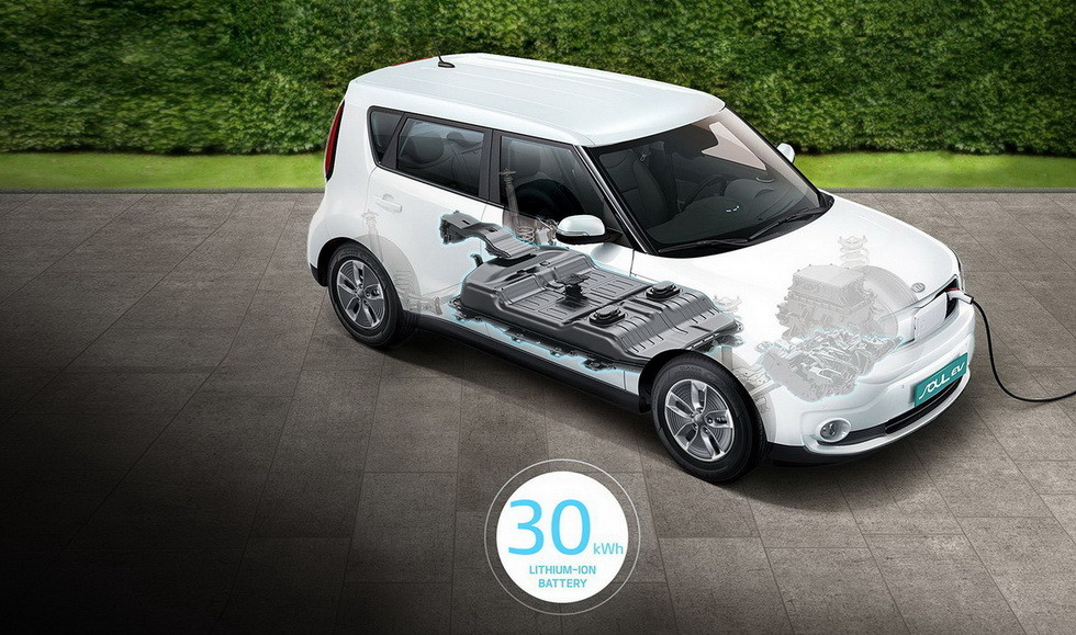 Электромобилю Kia Soul EV увеличили запас хода