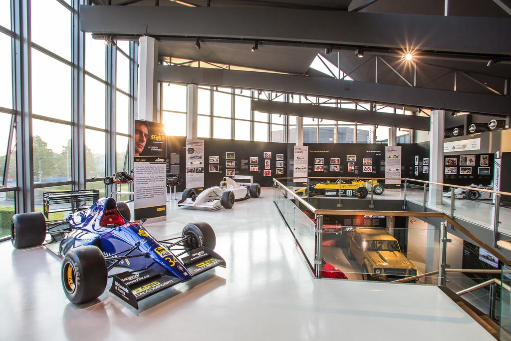 Lamborghini Museum Senna