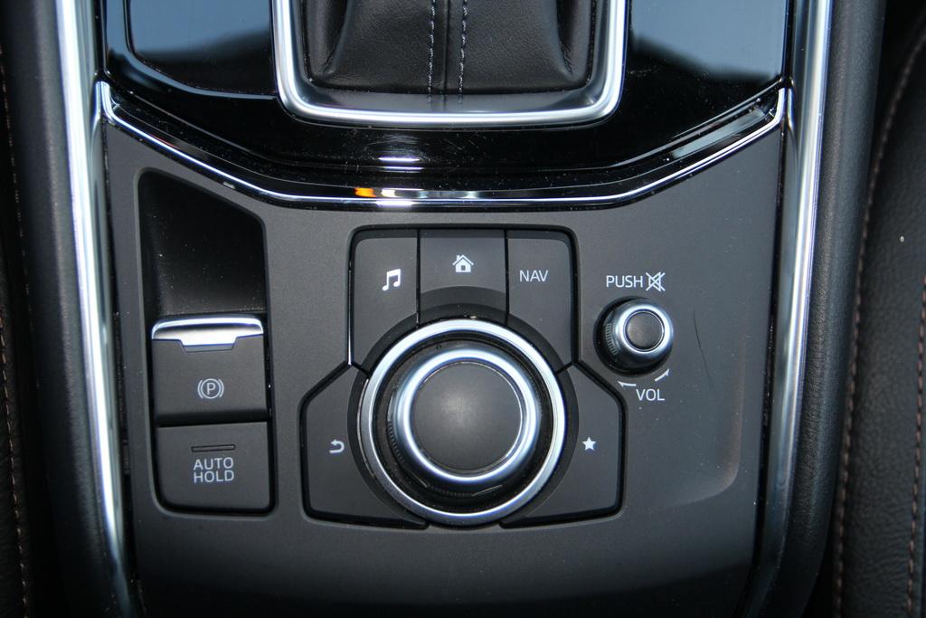 MZD Connect Mazda CX-5 2017
