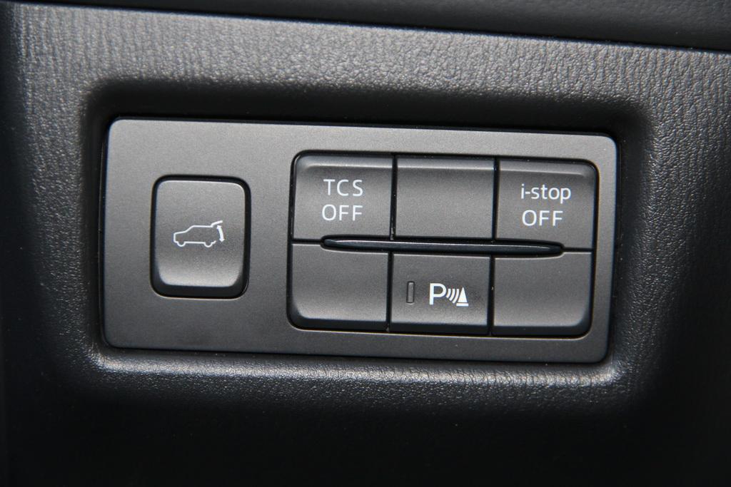 i-Stop в Mazda CX-5 2017