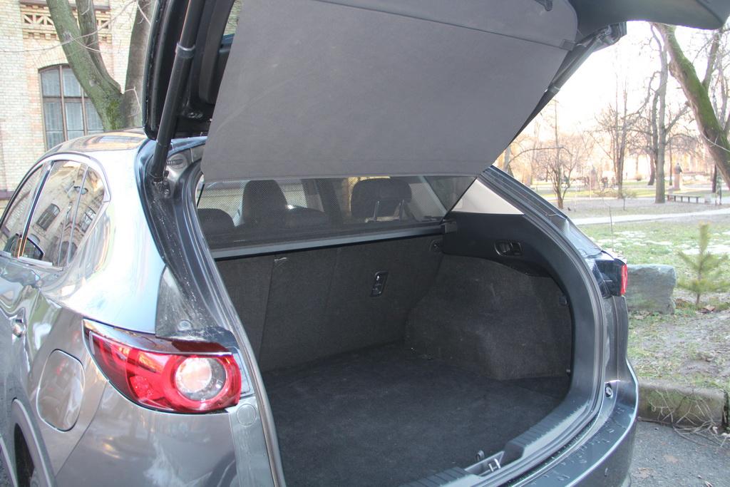 Багажник Mazda CX-5 2017
